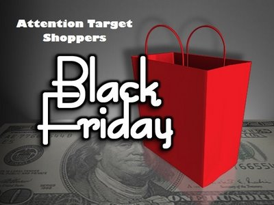 ATA Black Friday w-shopping bag